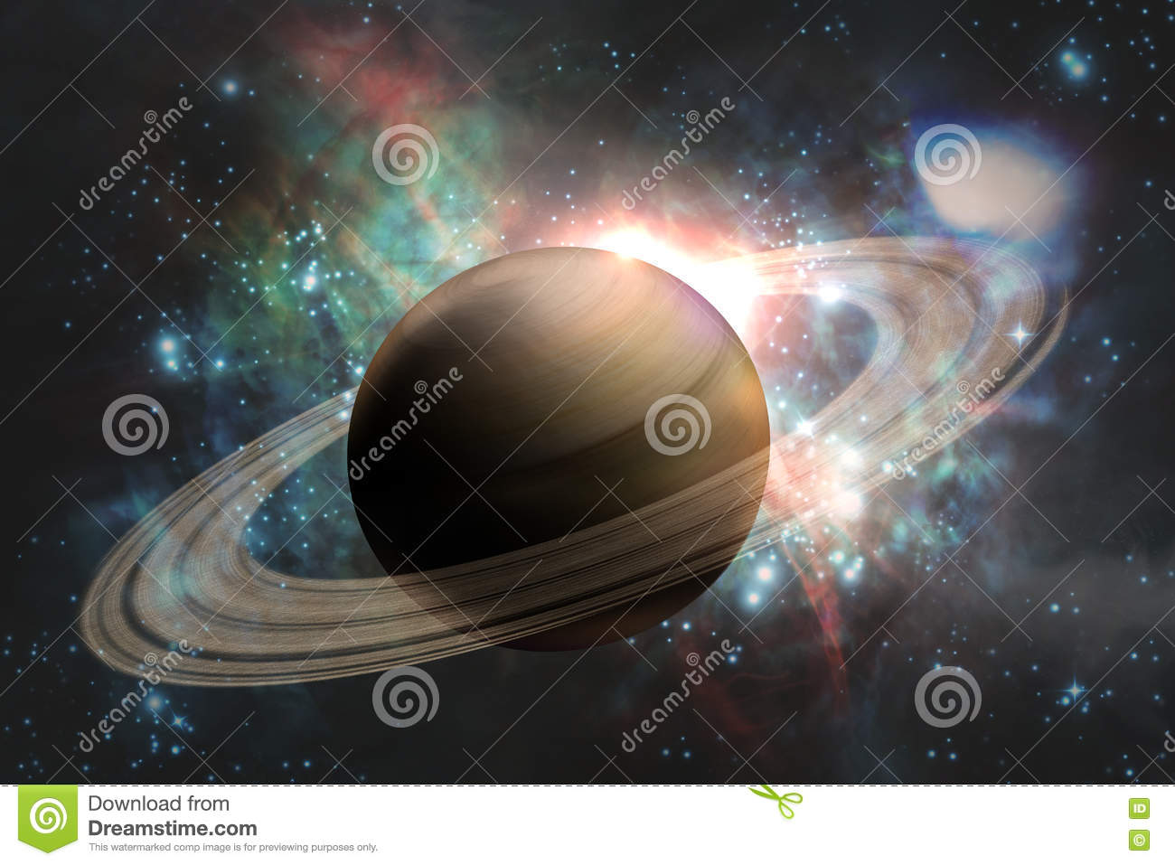 galaxies planets and saturn - photo #4