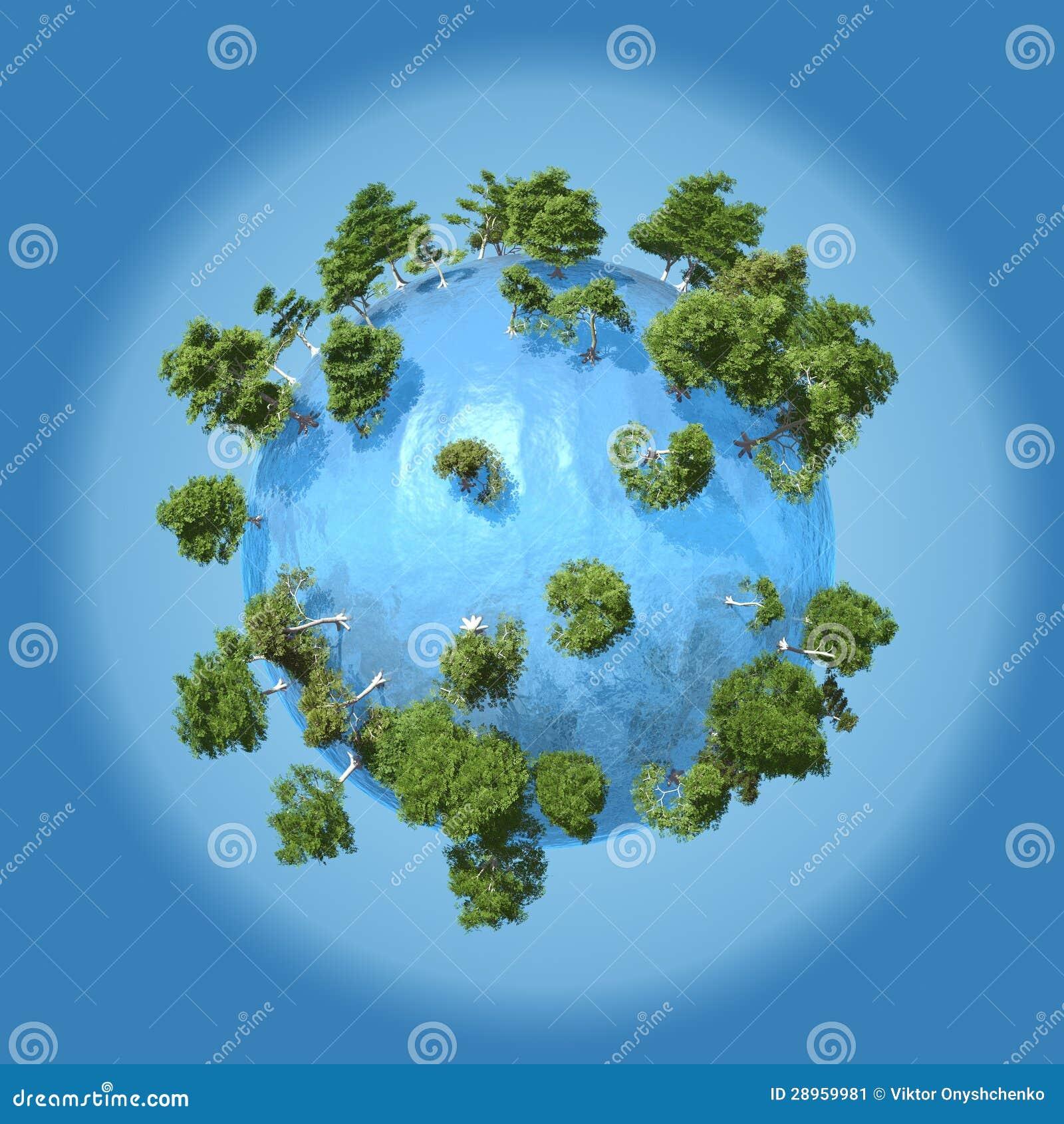 Planeta woda