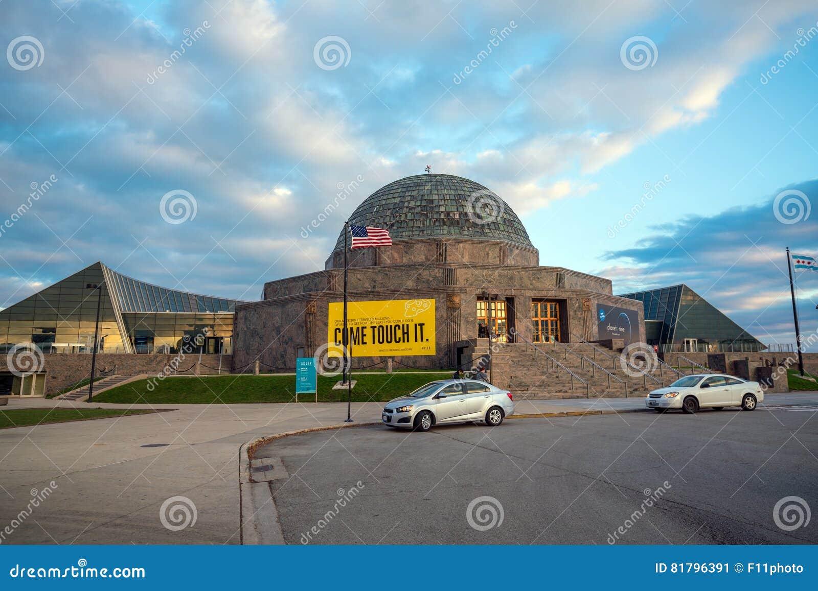 Planetario di Adler & museo di astronomia