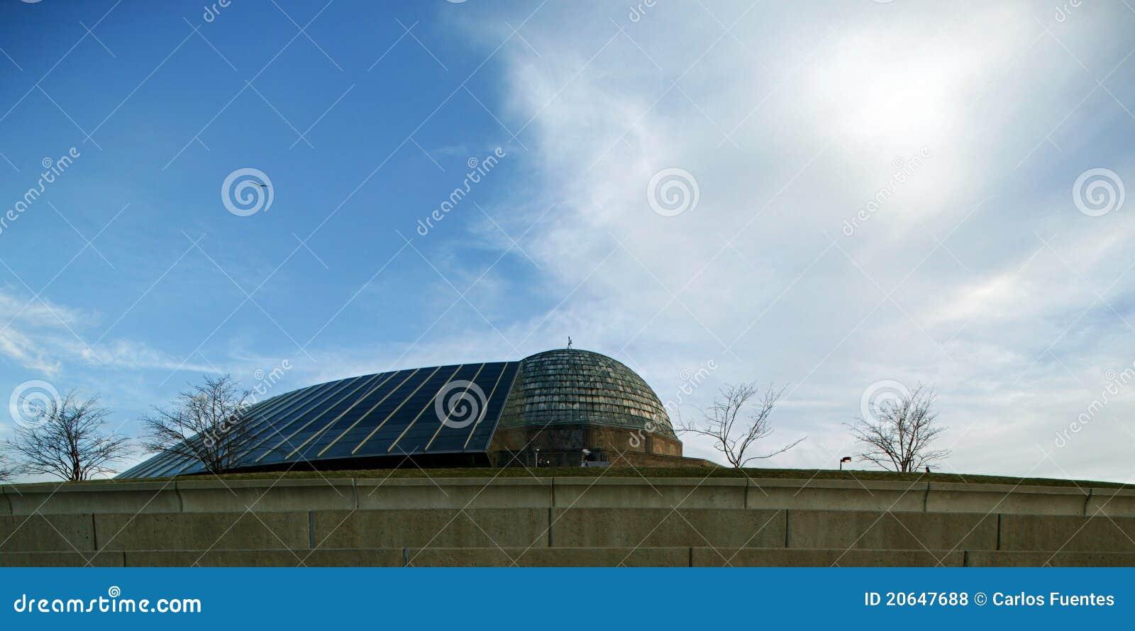 Planetarium de Chicago Adler