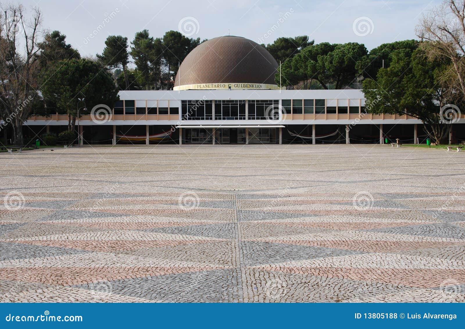 Planetarium von Calouste Gulbenkian