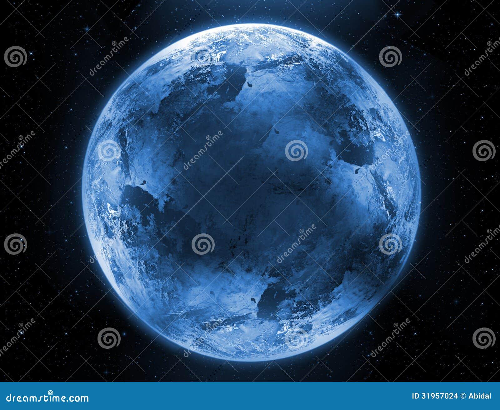 Planetjord