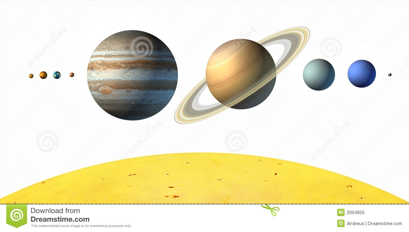 Planets Royalty Free Stock Photo Image 2004855
