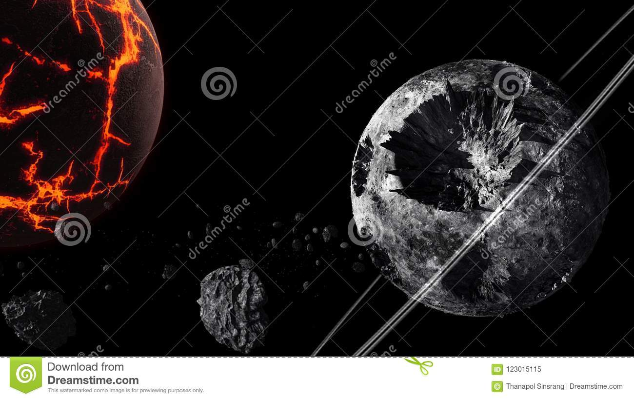 Science fiction moon material, universe, galaxy, sci fi planet png.