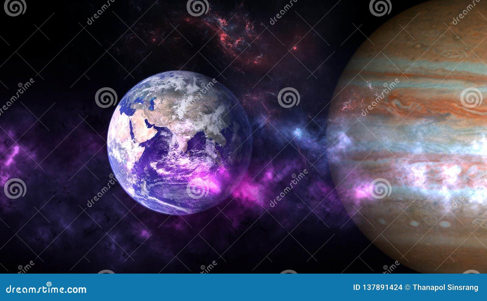 Planety i galaxy, kosmos, fizyczna kosmologia