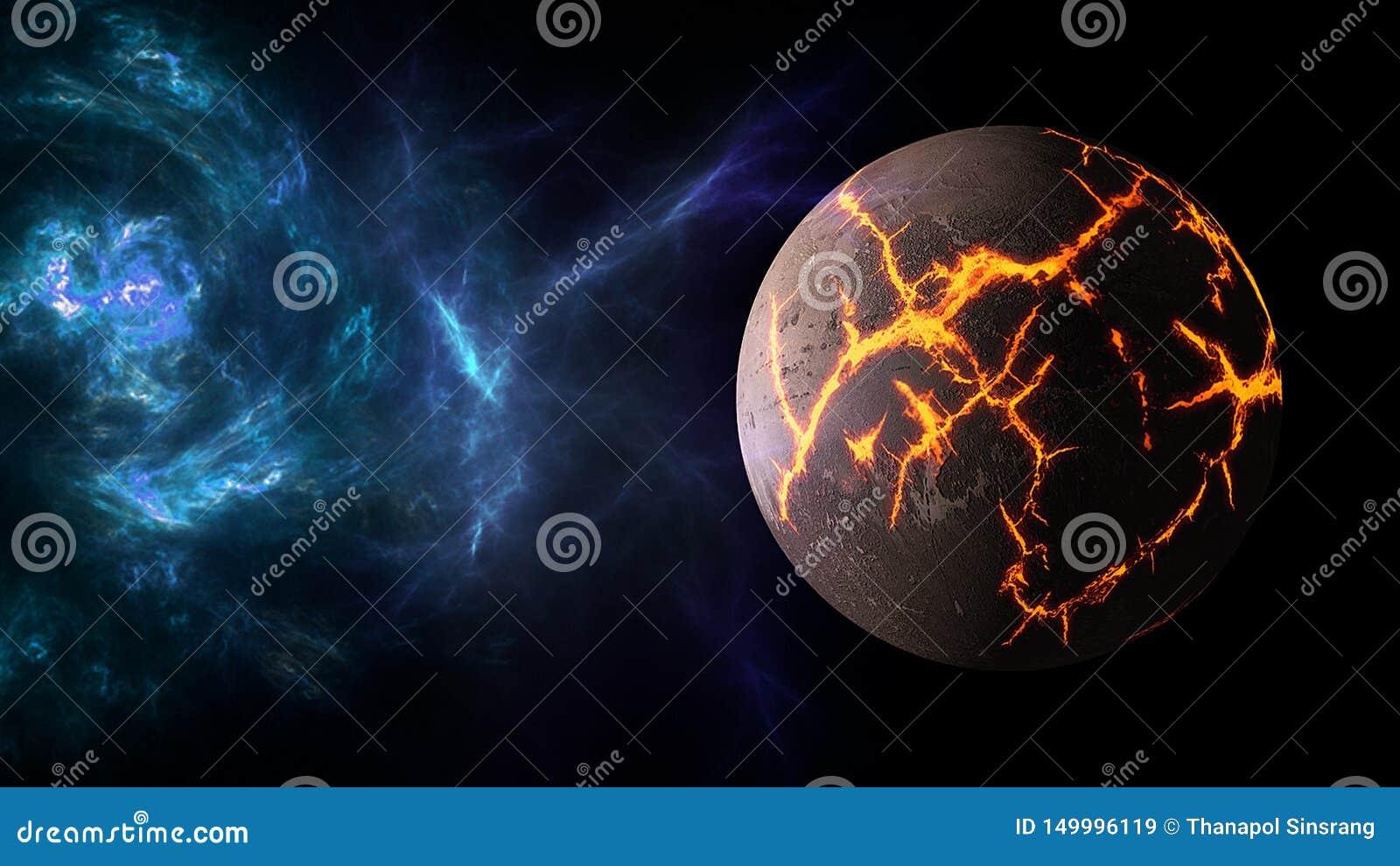 Planety i galaxy, nauki fikci tapeta Pi?kno g??boka przestrze? Miliardy galaxy w wszechrzeczym Pozaziemskim sztuki tle, Ver