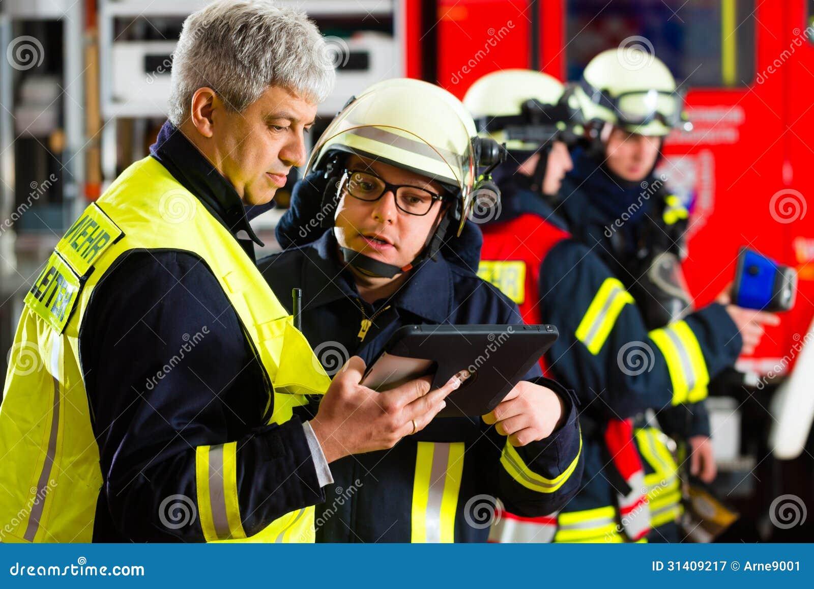 Planification de déploiement des sapeurs-pompiers sur l ordinateur