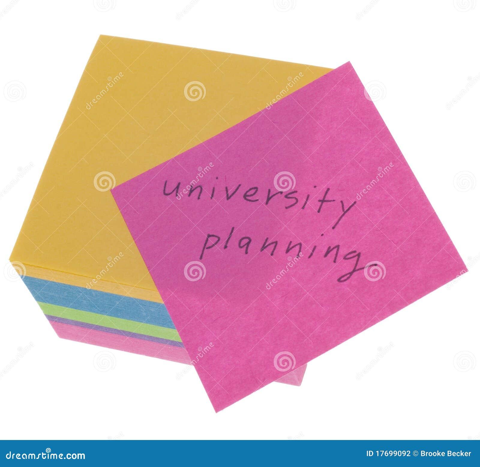 Planistyczny pojęcie uniwersytet
