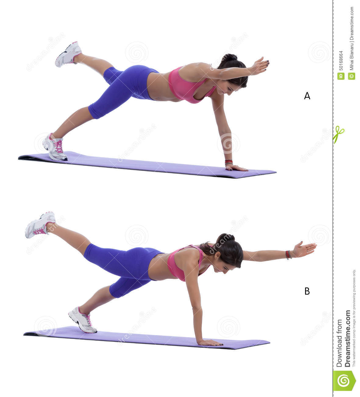 Does the Side Plank Exercise Strengthen the Back