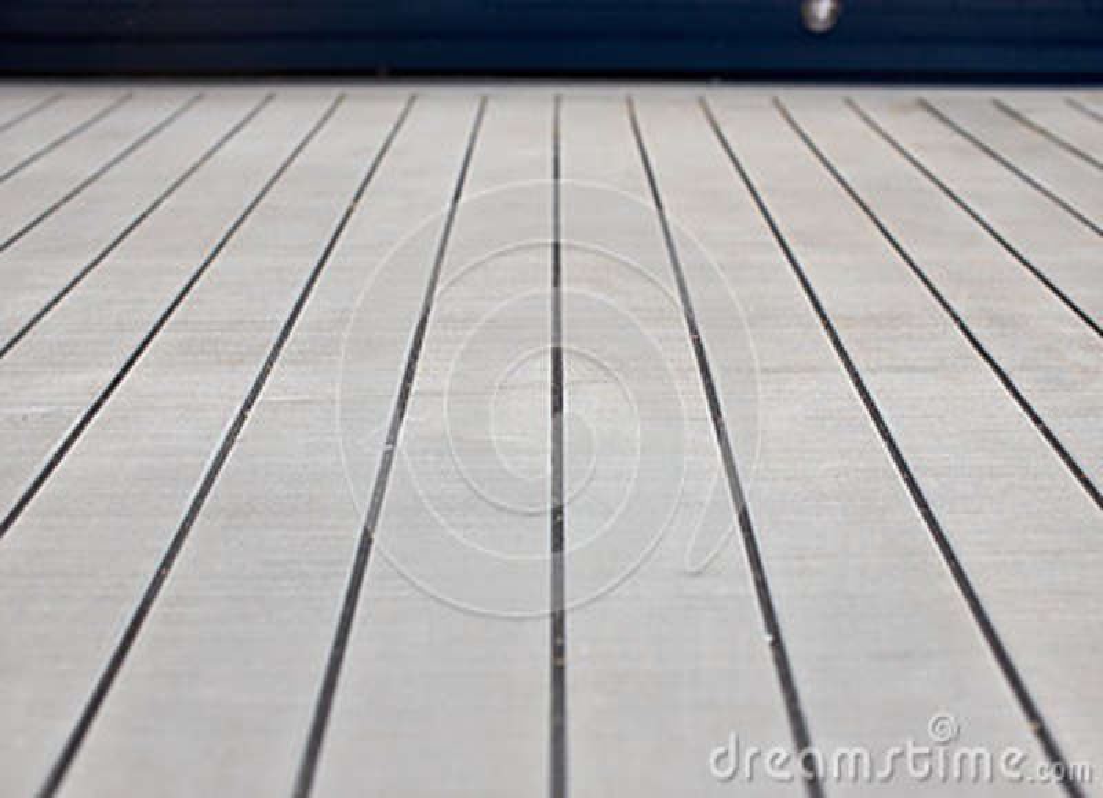 Planks on cruise ship