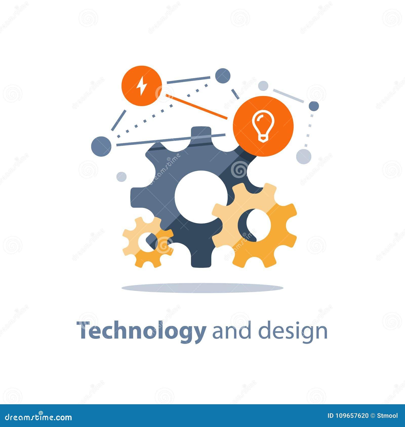 Planlägg lösningar, innovativ teknologi, lagarbetsbegreppet, ny affär, starta upp utveckling, systemintegration
