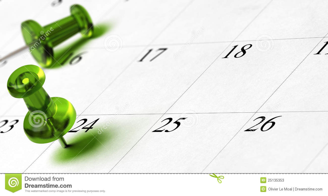 Planning, Time Management Stock Photos - Image: 25135353