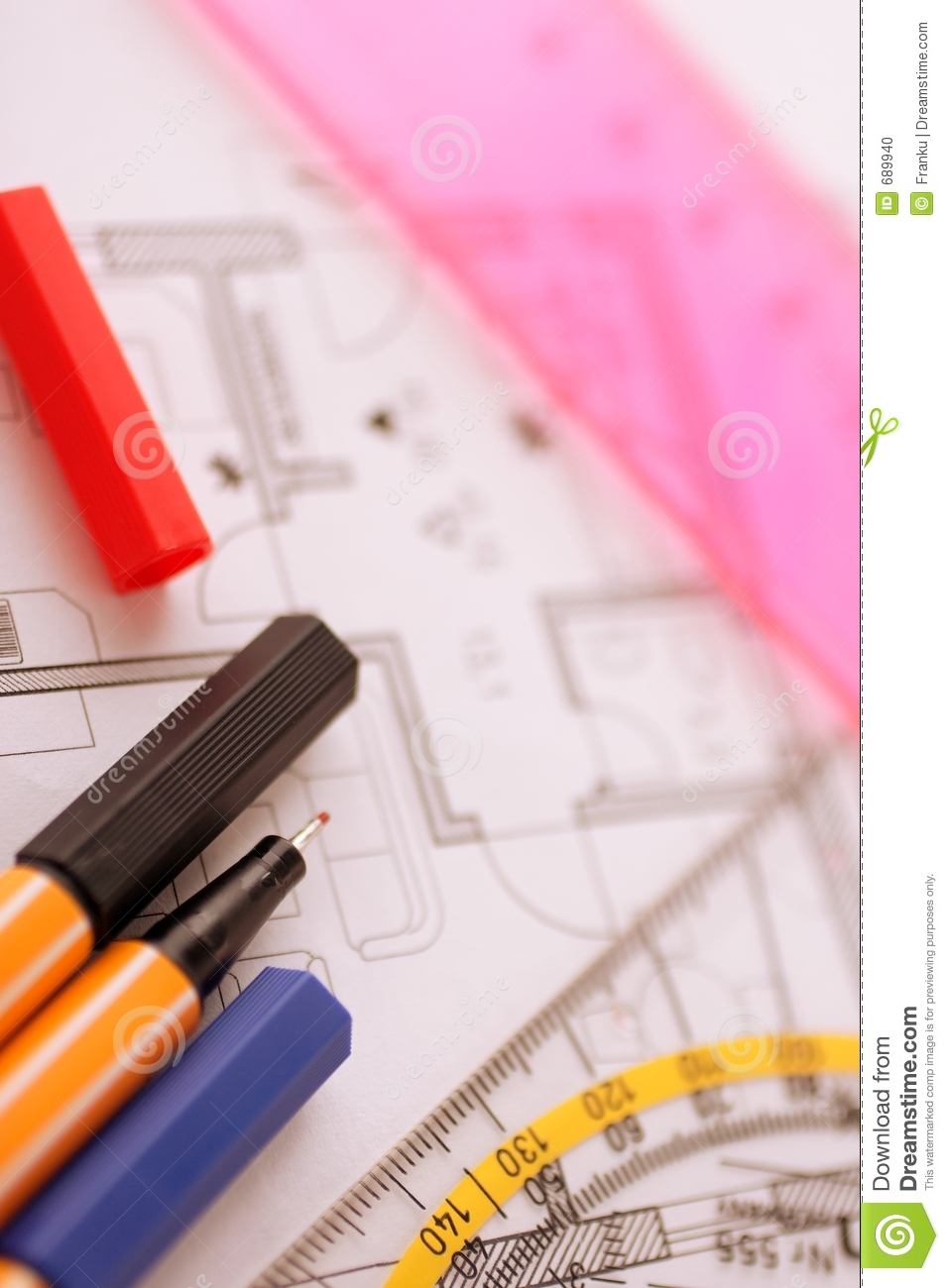 Planning tool stock photo image 689940 Planning tools