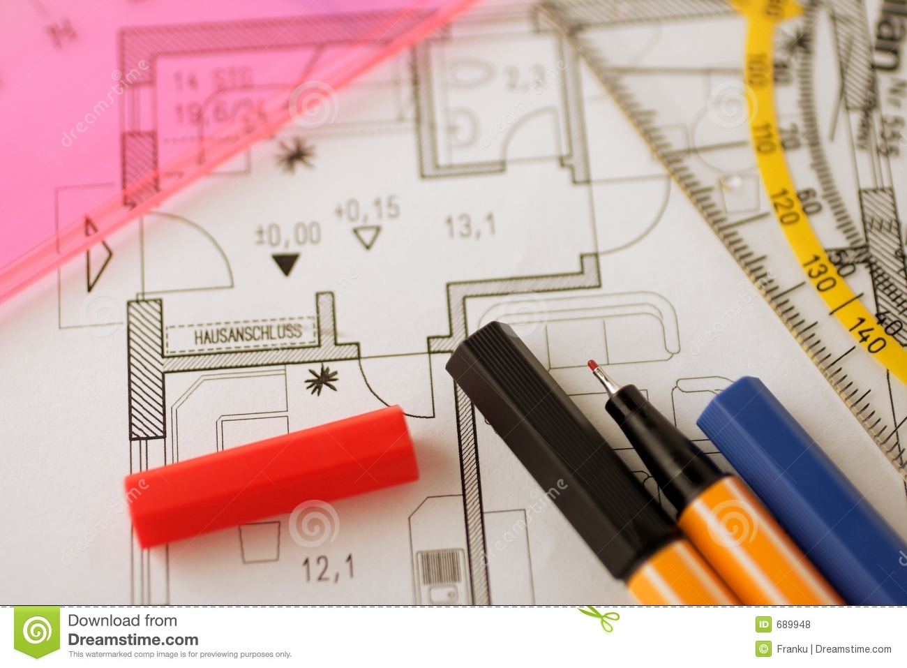 Planning tools royalty free stock photos image 689948 Planning tools