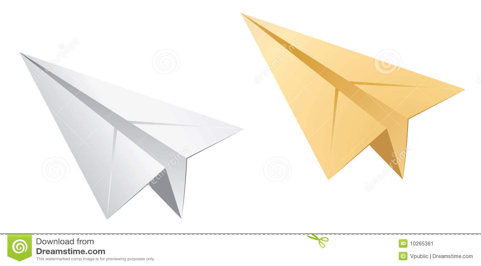 Planos de papel