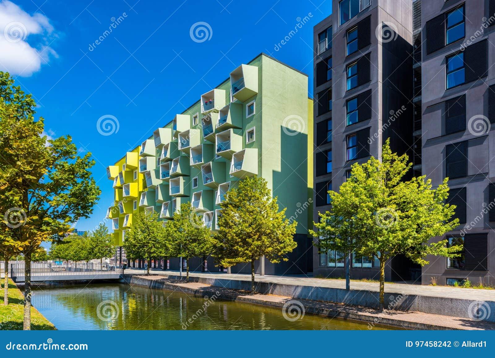 Planos Modernos Del Apartamento En Copenhague Dinamarca Foto De