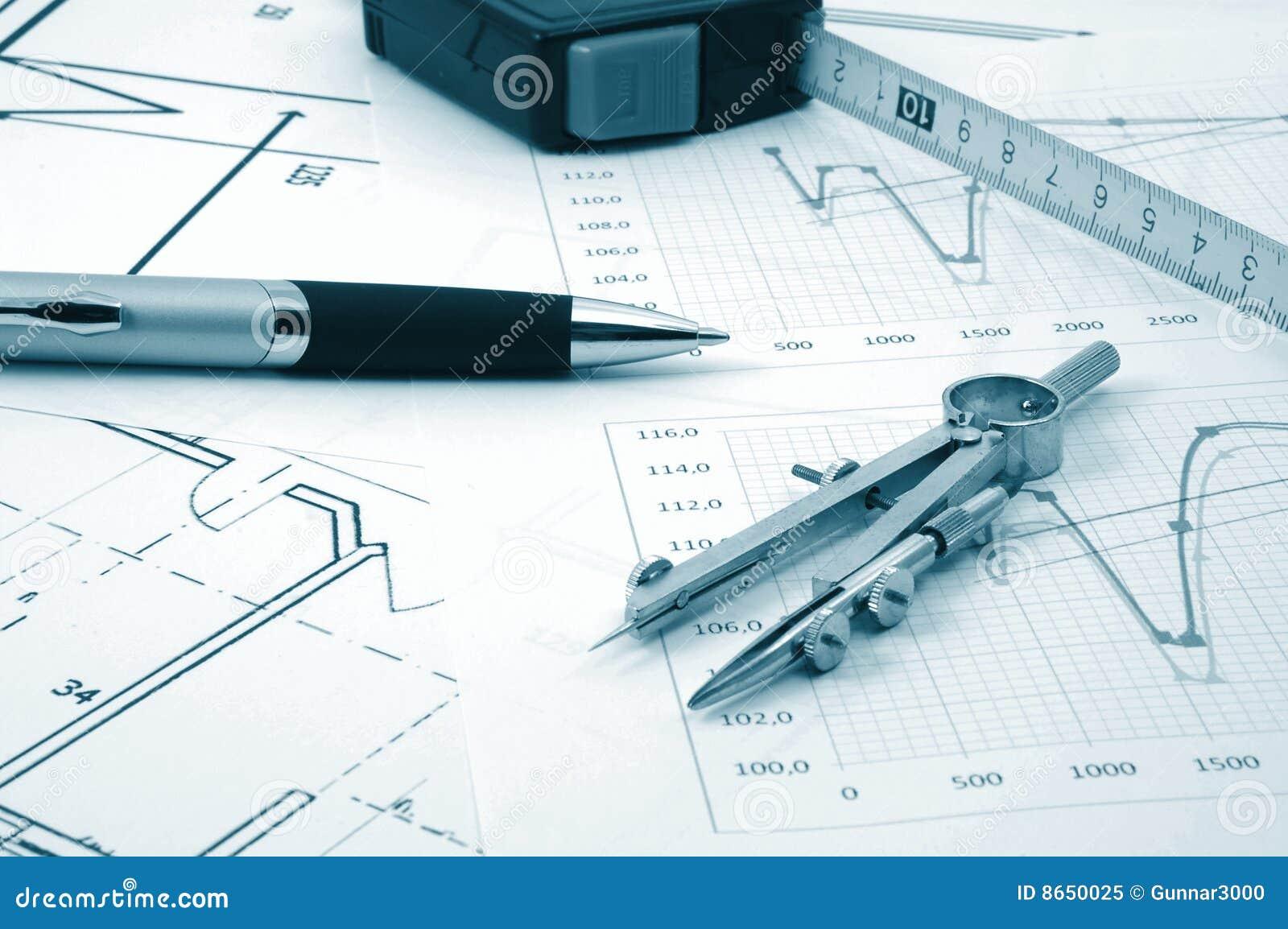 Plans d Architectur des immeubles résidentiels