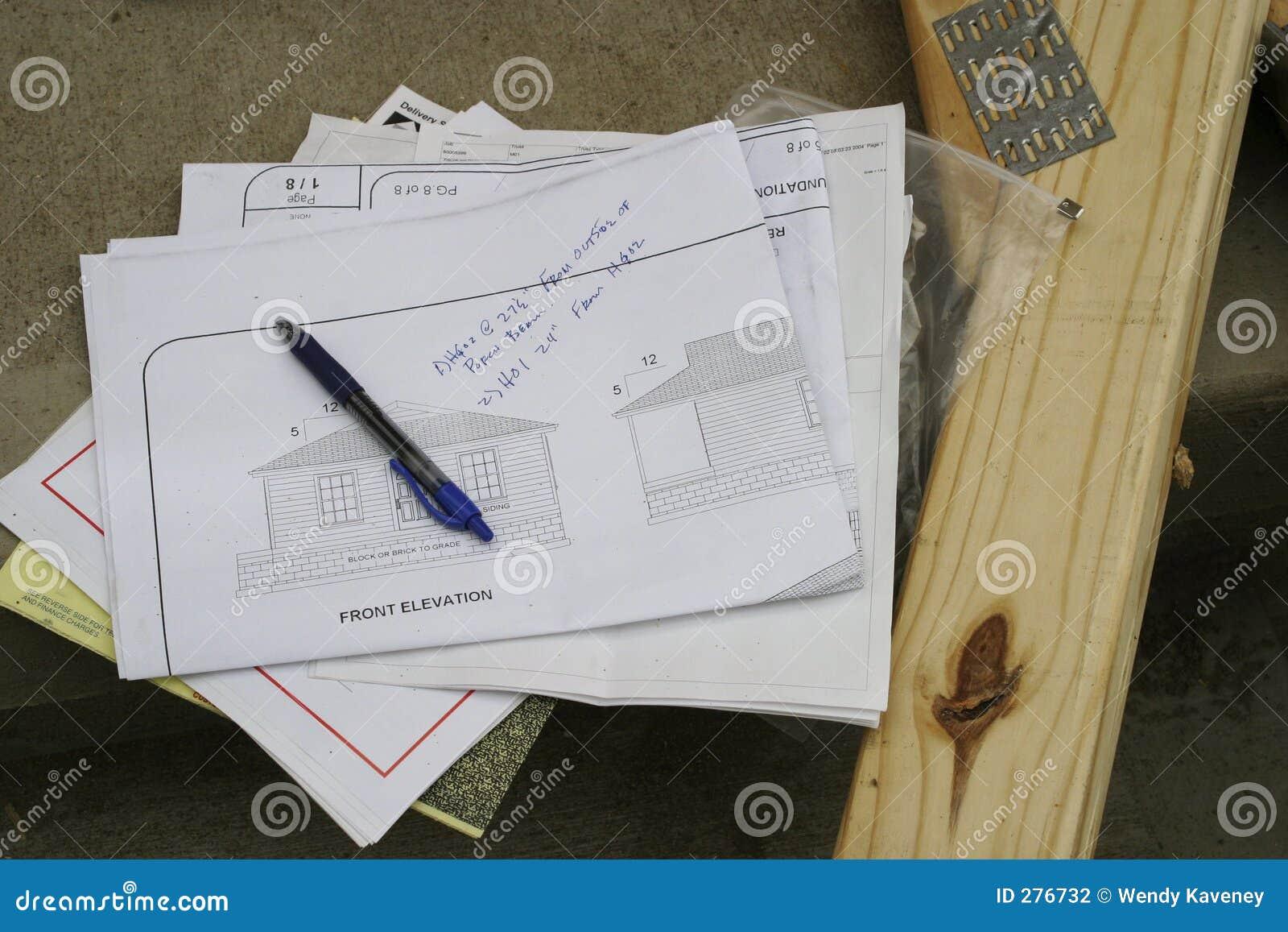 Plans de Chambre
