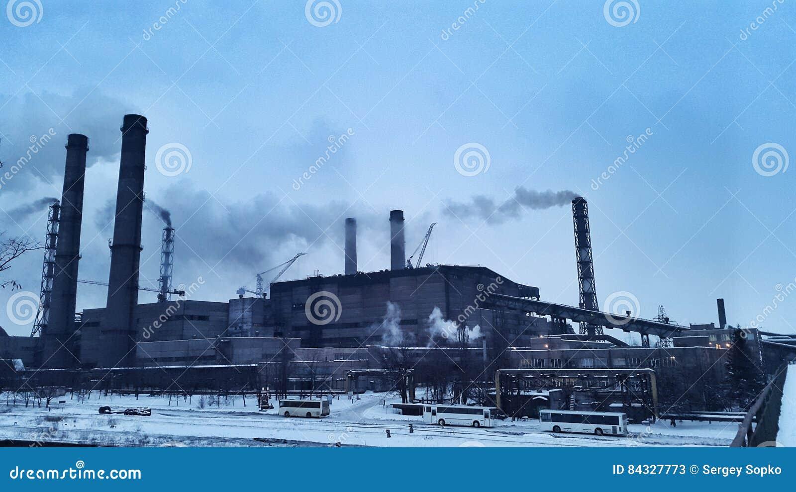 Plant.Coal power plant