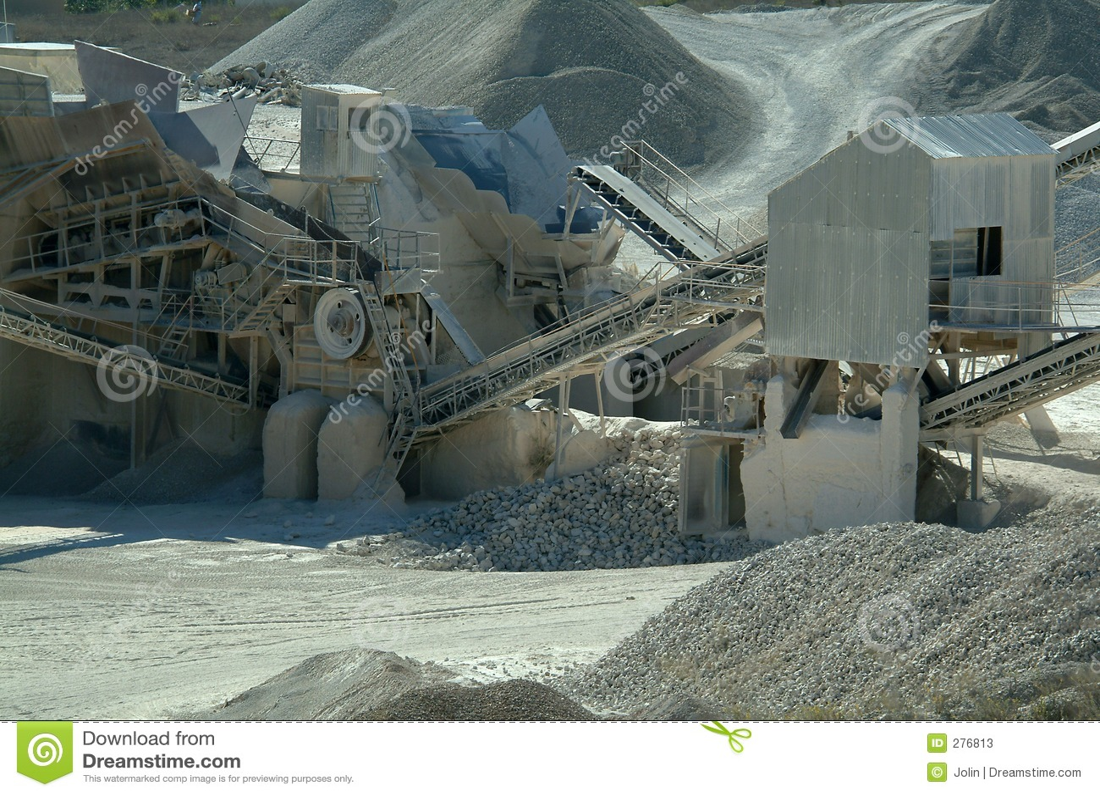 rock quarry business plan