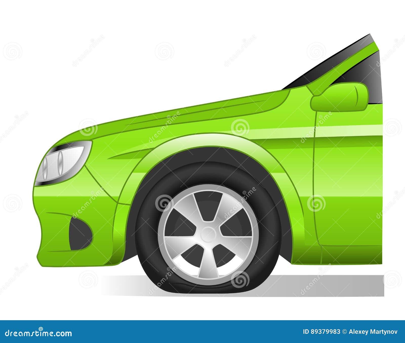 Plant gummihjul