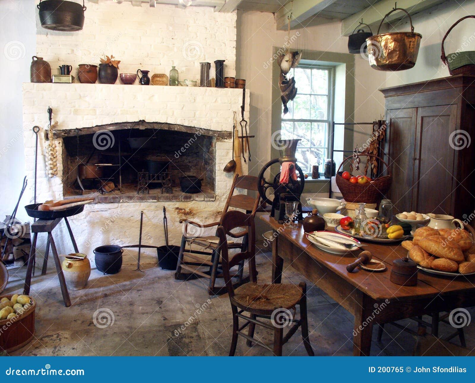 Plantation Kitchen