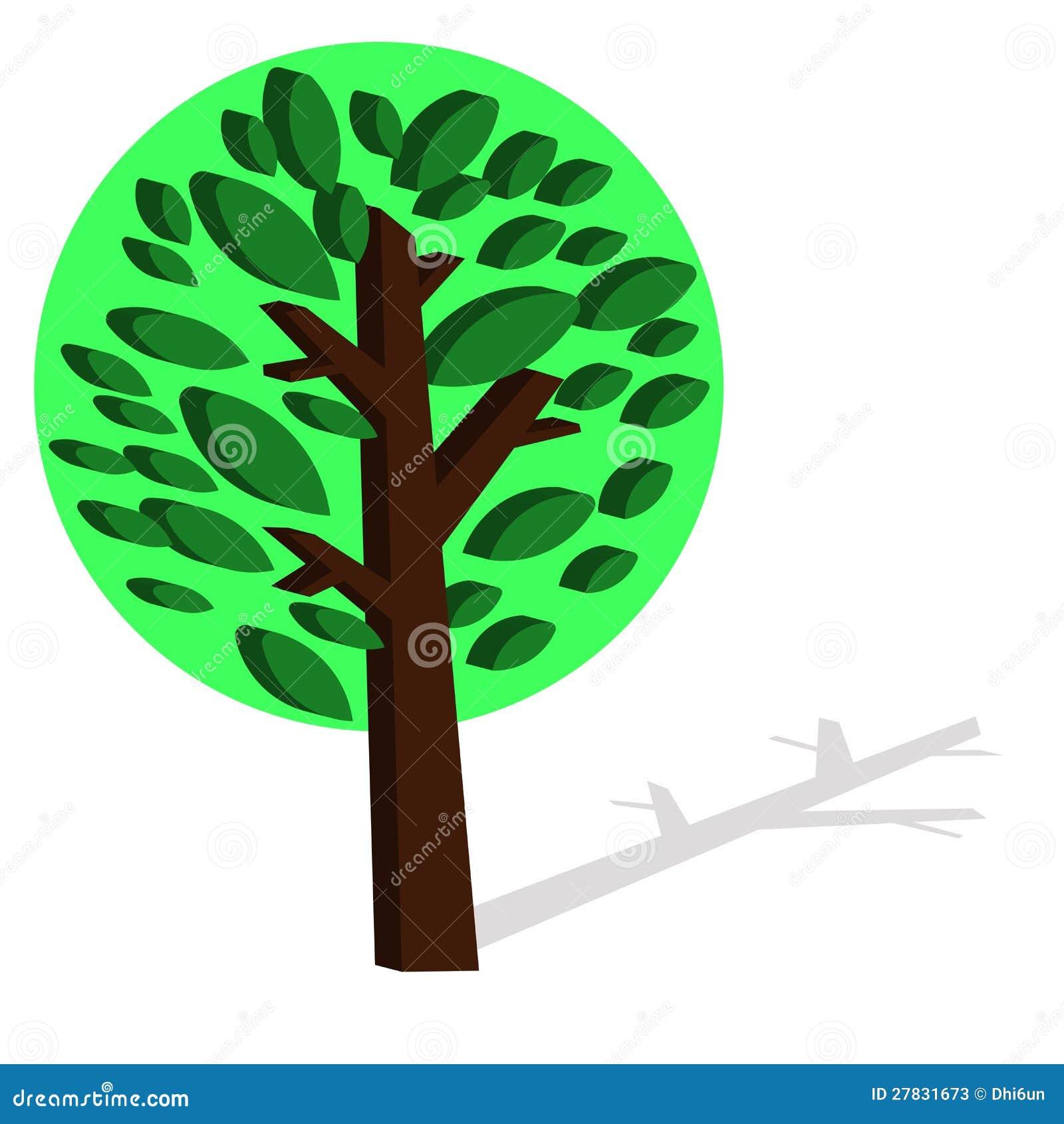 plantes vertes de dessin anim photos stock image 27831673. Black Bedroom Furniture Sets. Home Design Ideas