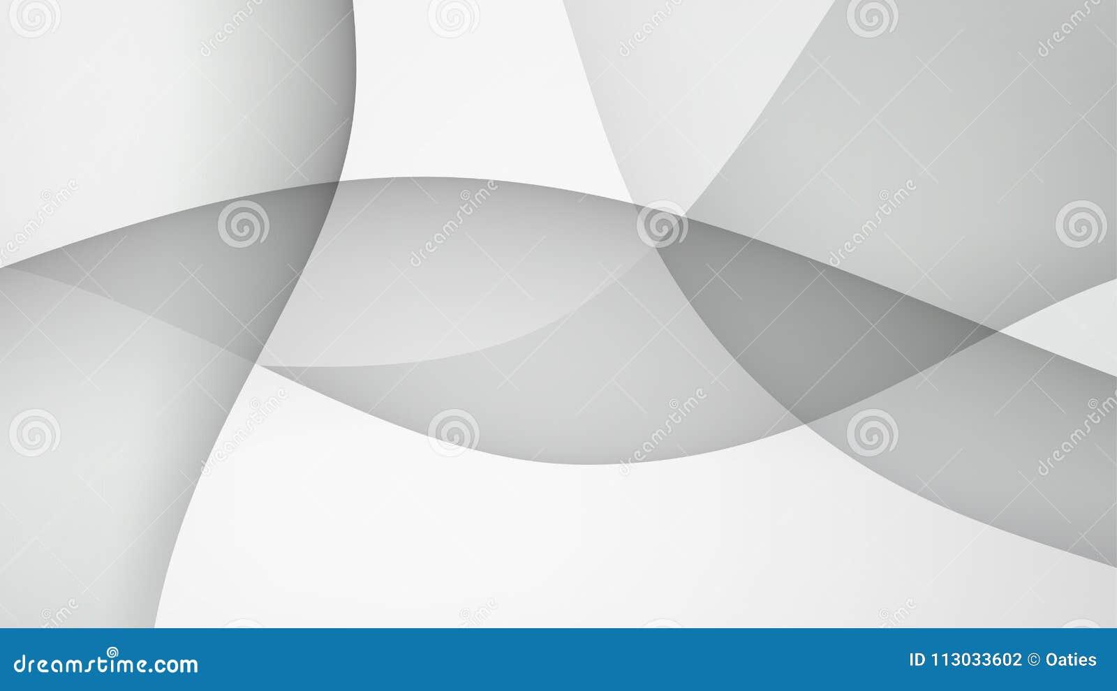 Plantilla abstracta de la textura del fondo de los espacios del blanco