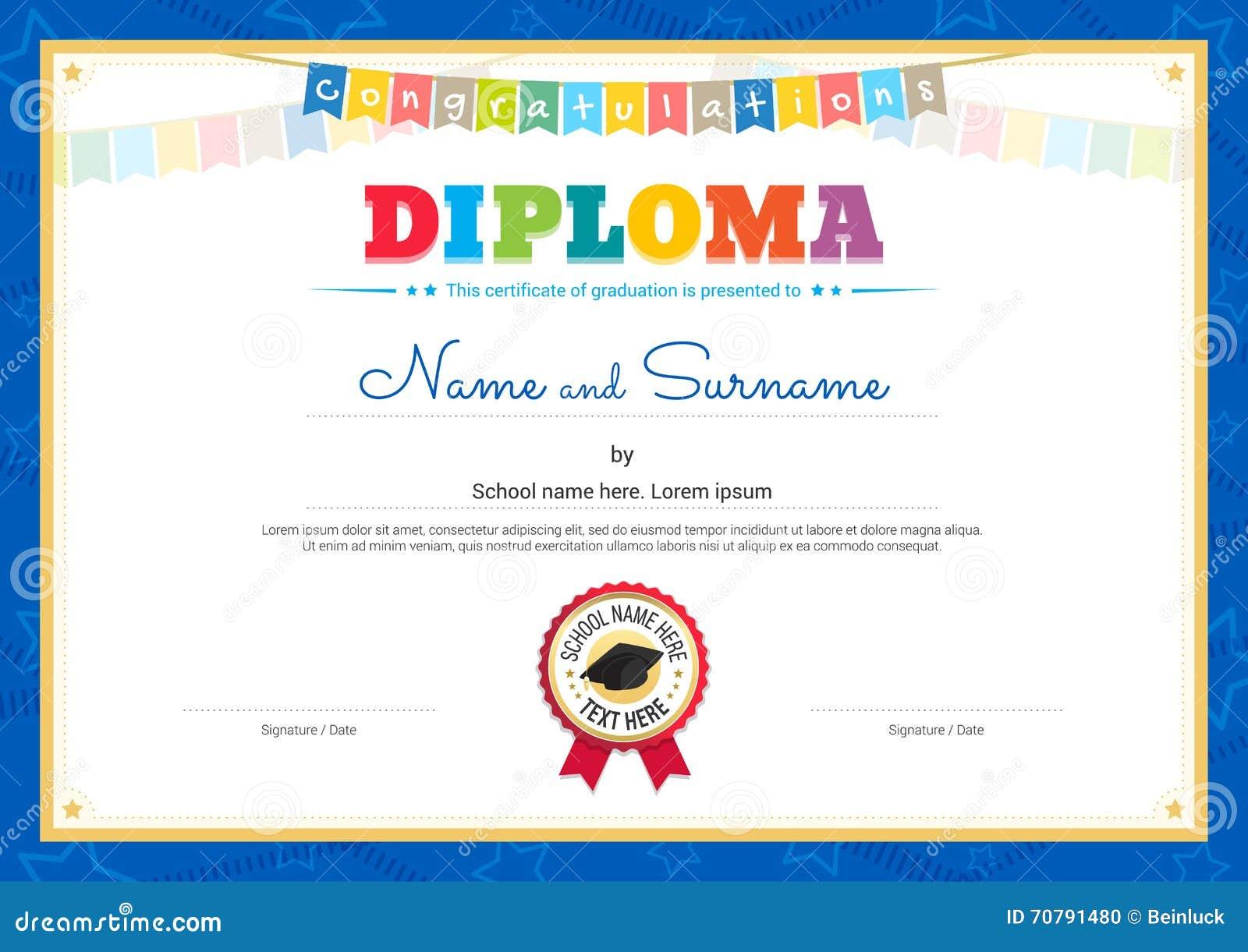 formato de diploma - Ideal.vistalist.co