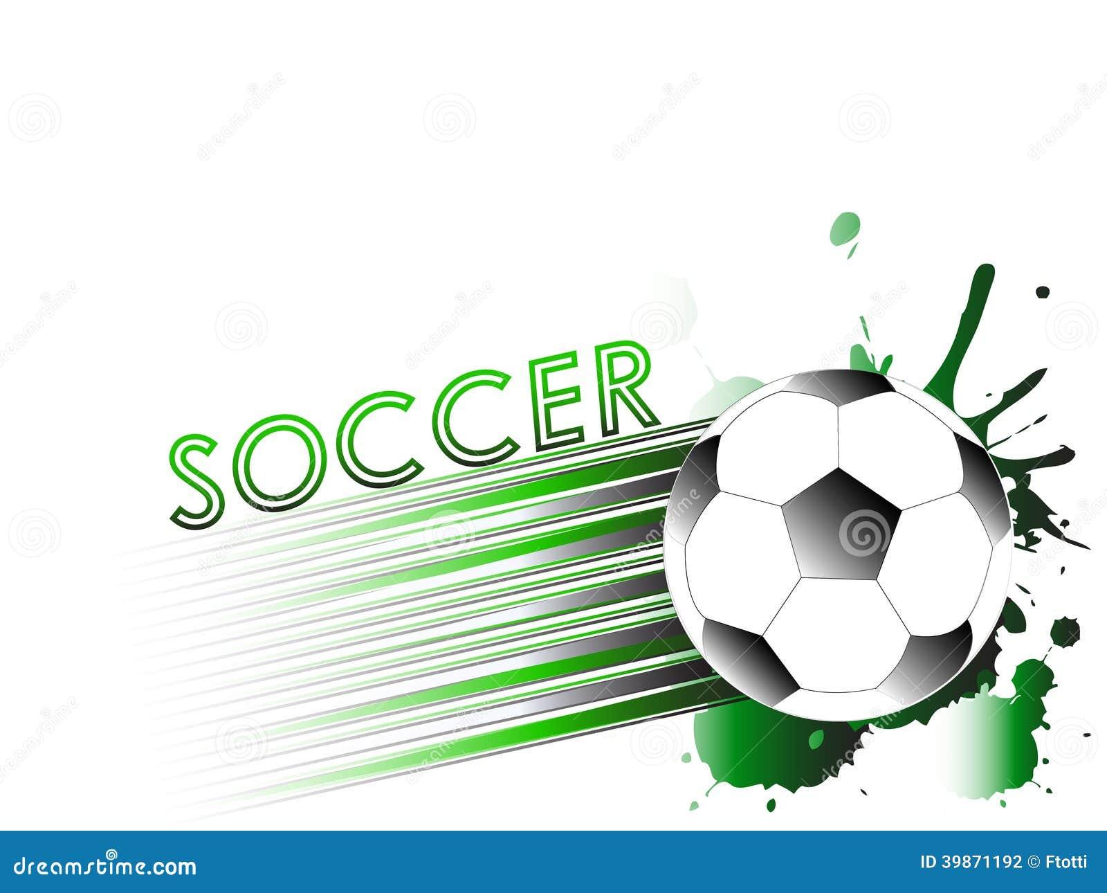 Vector Deportes Bolas Patrón De Fondo: Plantilla Con Fútbol, Bola Del Deporte Del Fútbol