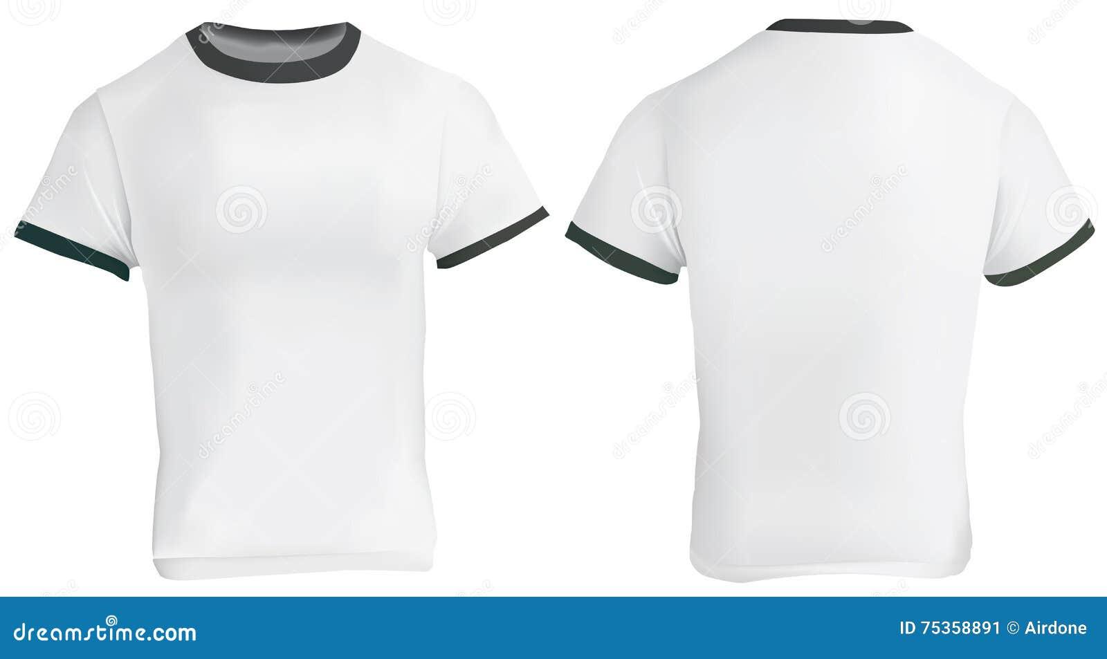 Plantilla De La Camiseta Del Campanero Ilustración del Vector ...
