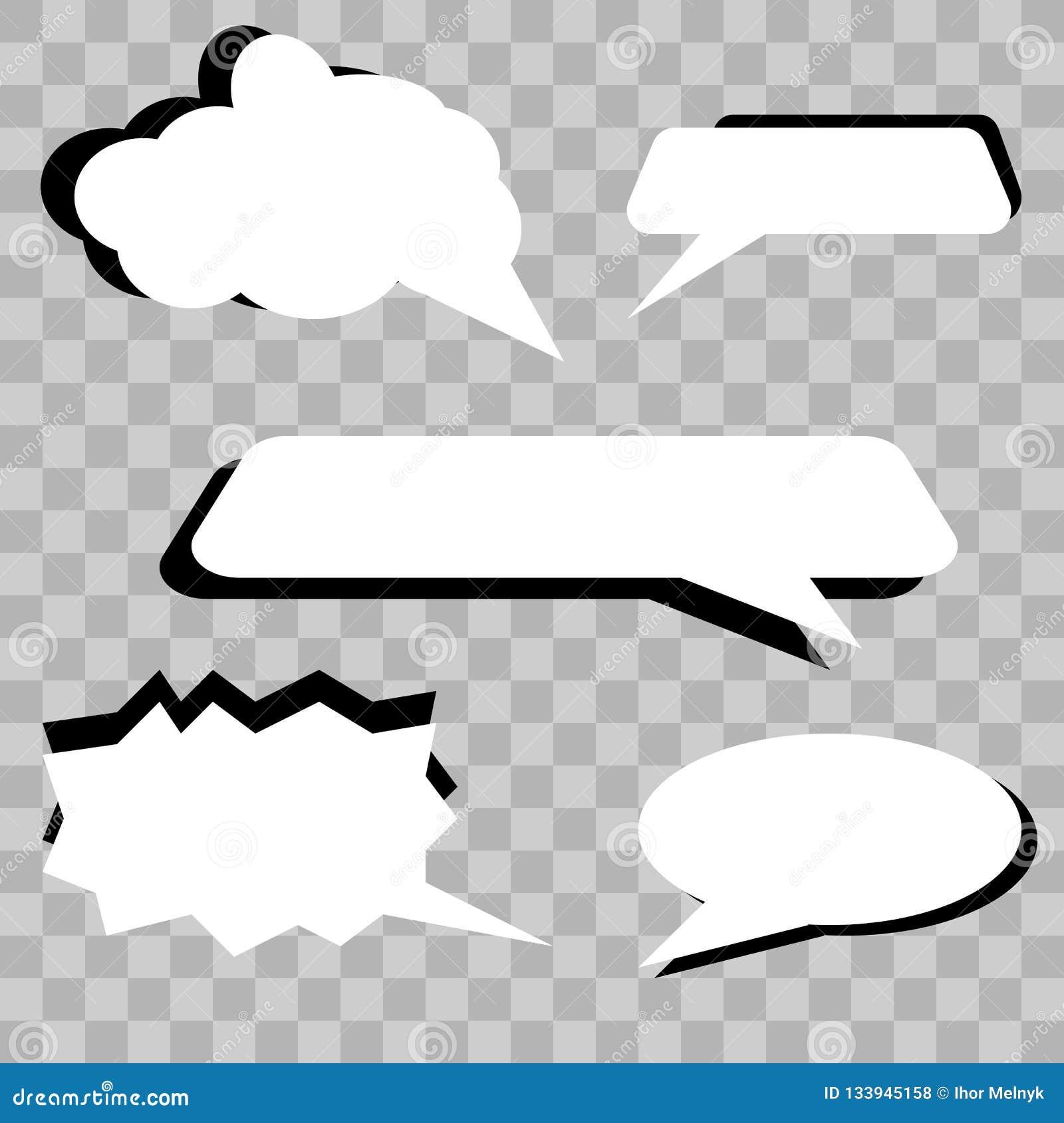 Plantilla de la página del cómic