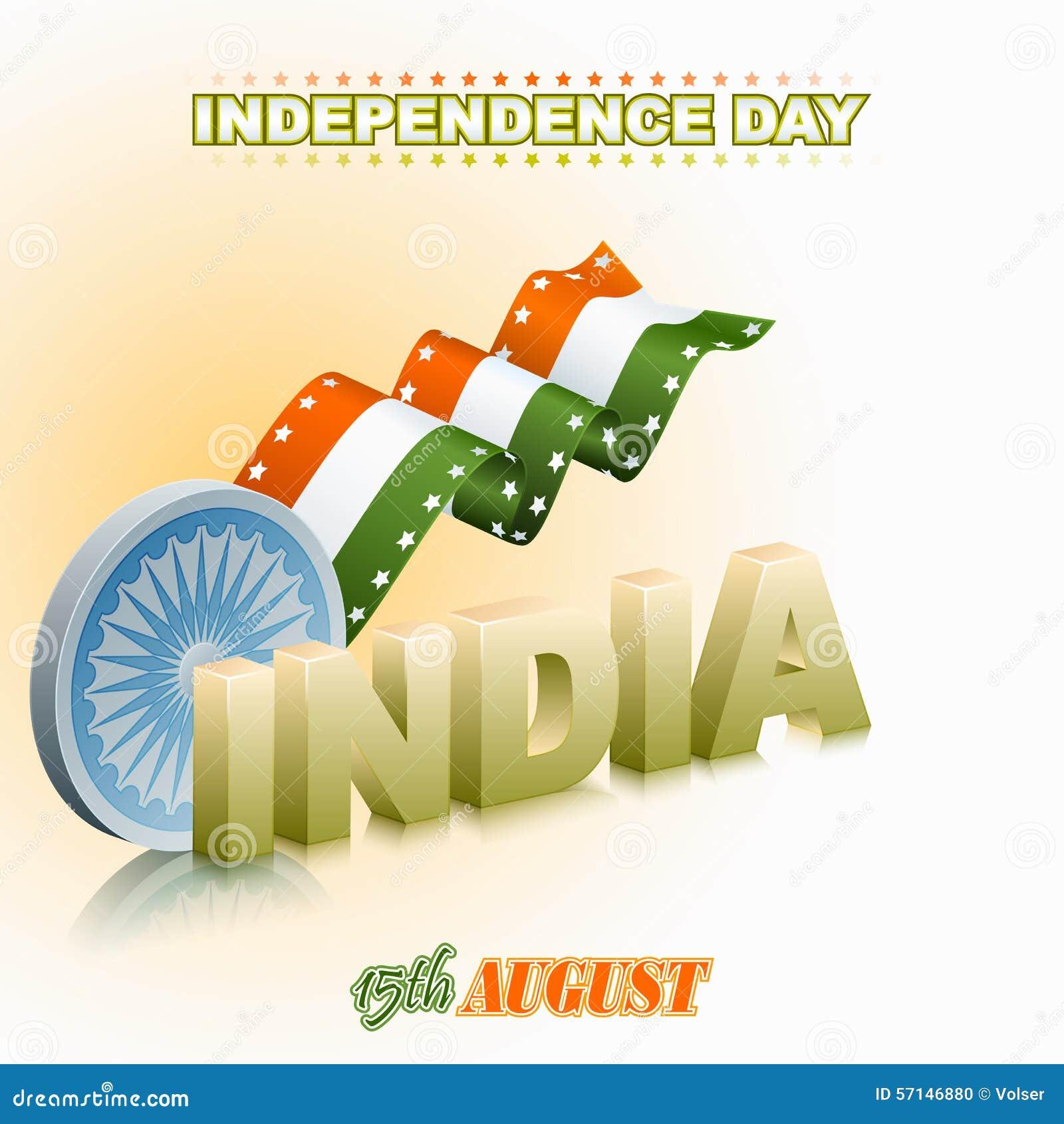 Plantilla De Los Días De Fiesta Para La Celebración De La India Con ...