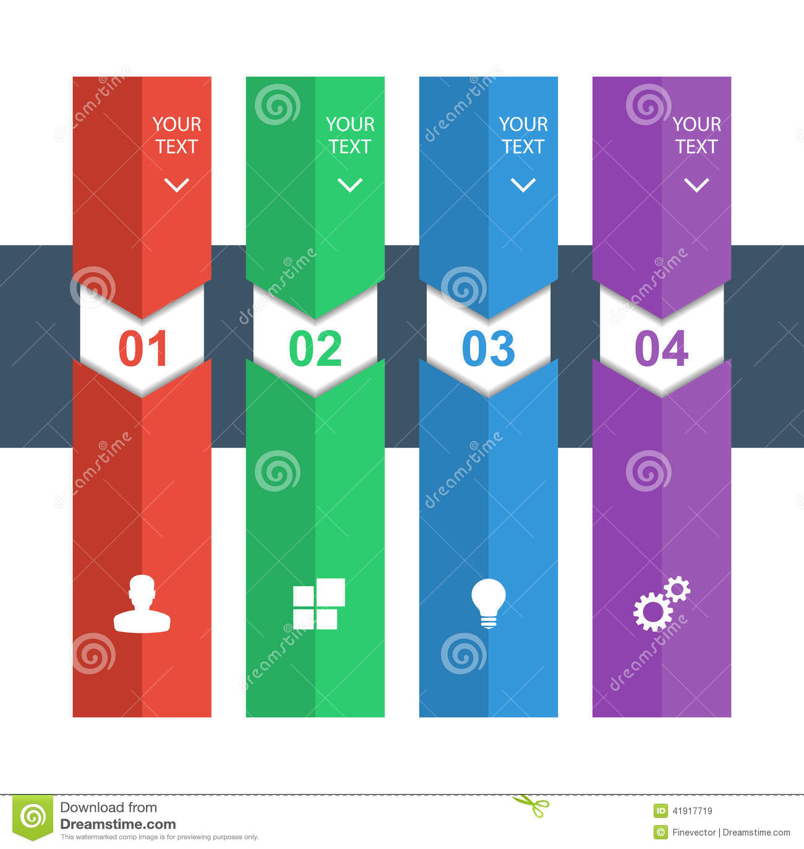 Plantilla gráfica de la información de diseño para las banderas, los fondos del negocio y la presentación