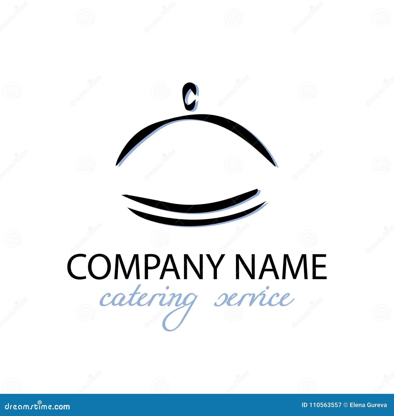 Plantilla Para El Diseño Del Logotipo Cocina, Restaurante Y Tema Del ...