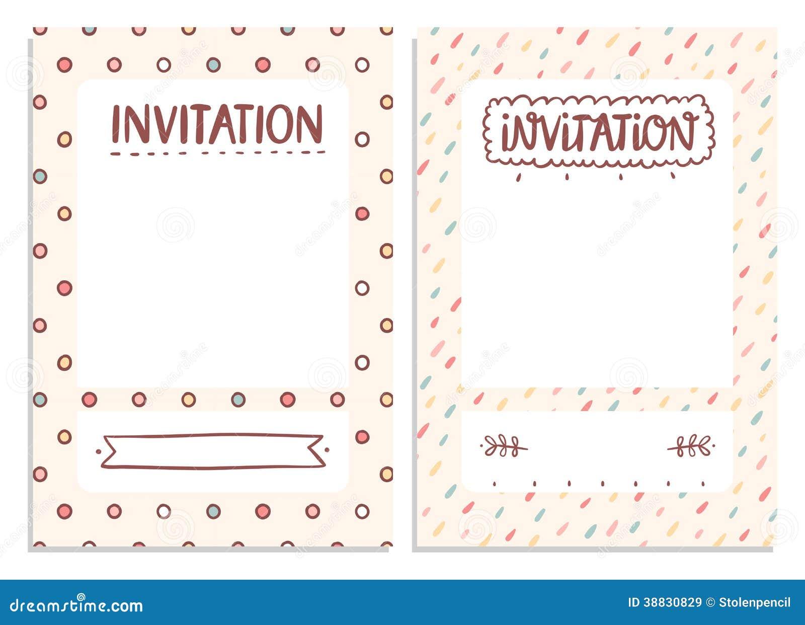excepcional plantilla de invitaciones inspiracin ejemplo de