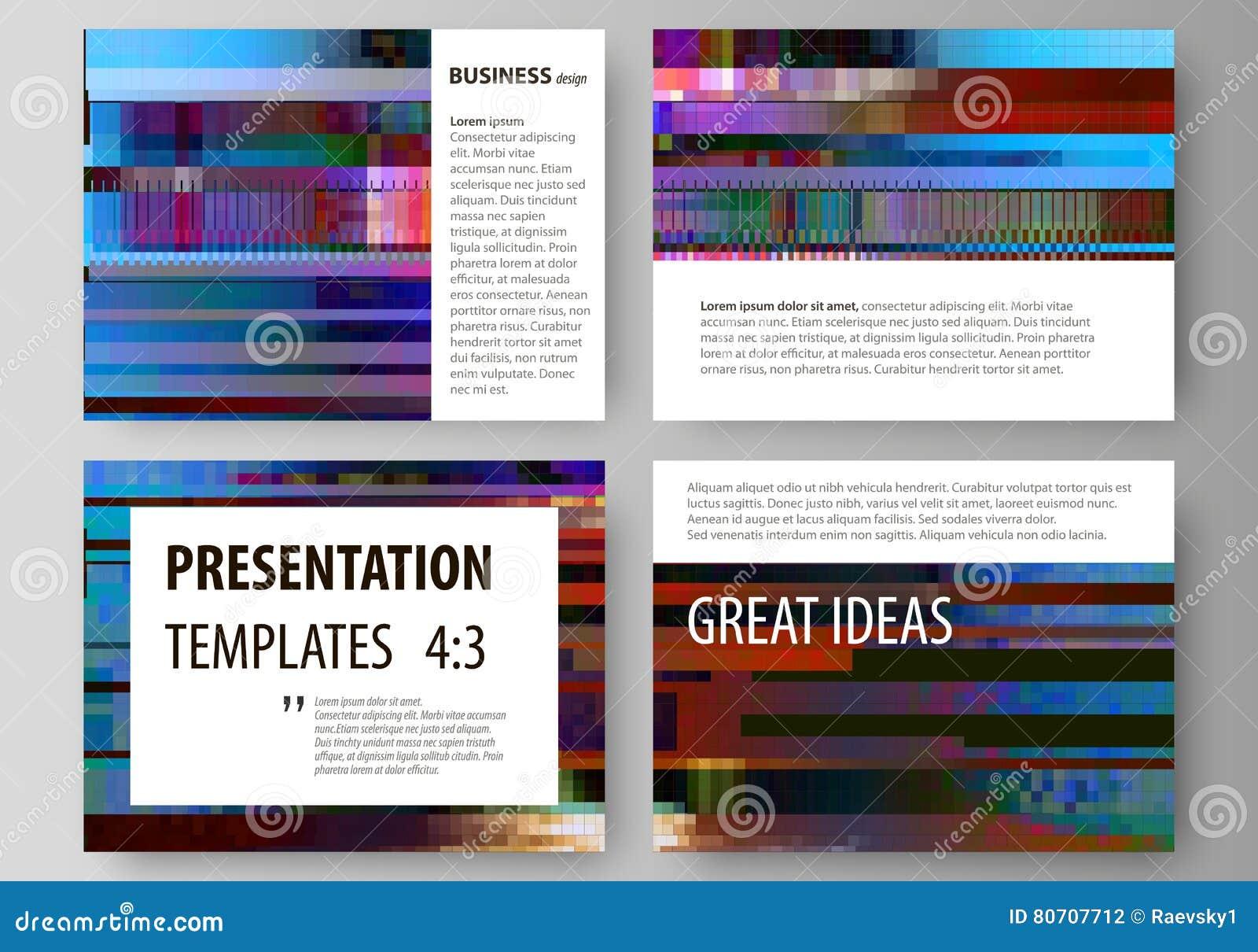 Plantillas Del Negocio Para Las Diapositivas De La Presentación ...