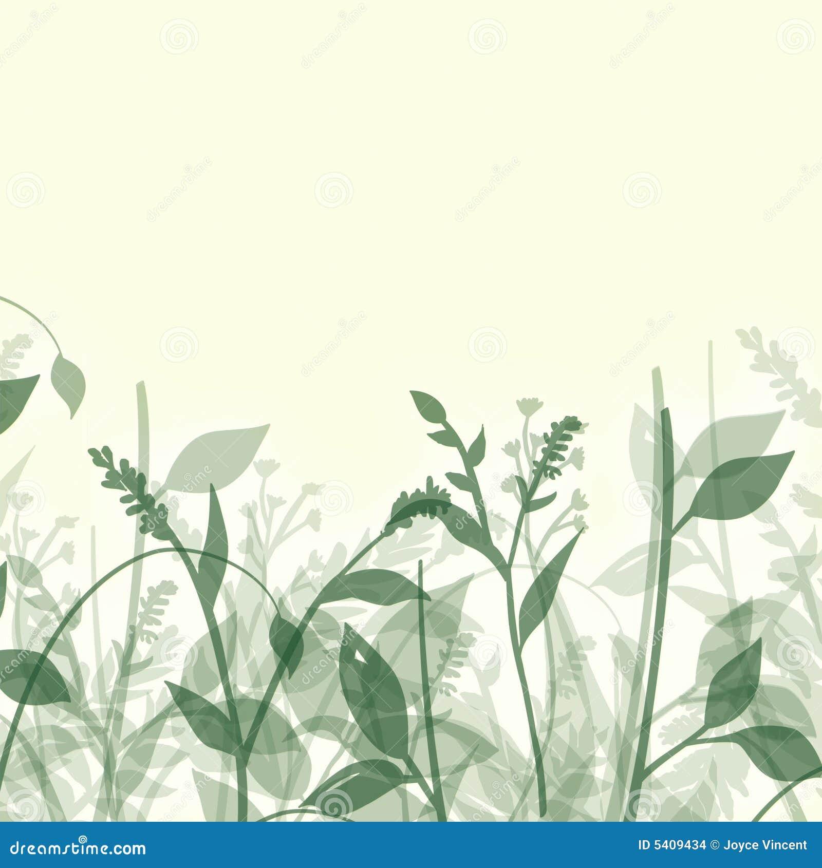 Plants Abstract Stock Illustration Illustration Of Background 5409434