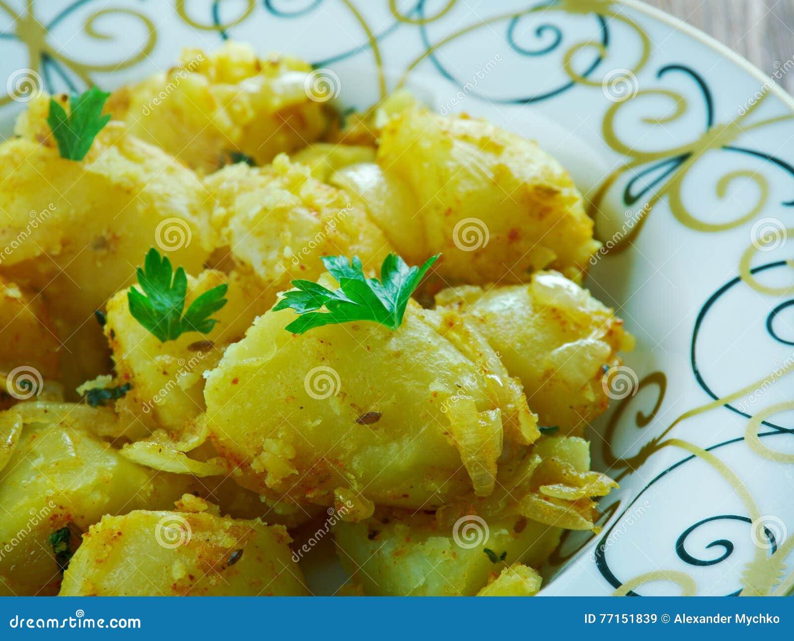 Plants de pommes de terre de cumin