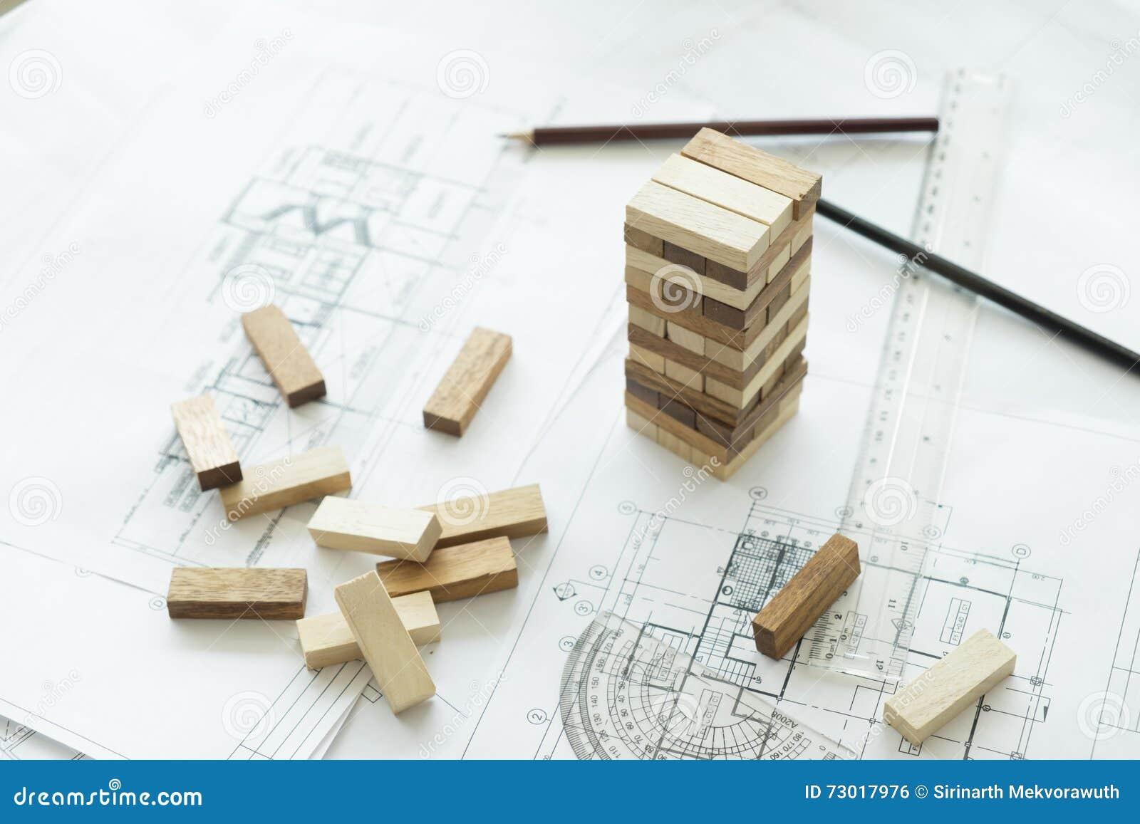 Planung, Risiko und Strategie des Projektleiters im Geschäft