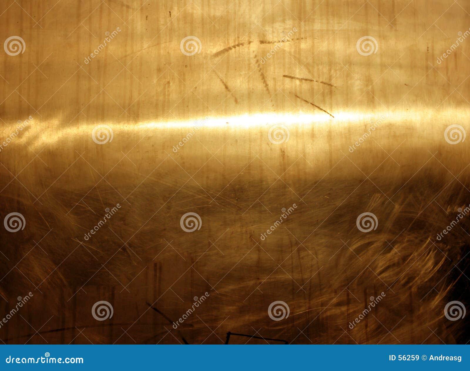 Download Plaque d'or 2 image stock. Image du fond, très, métal, reflétez - 56259