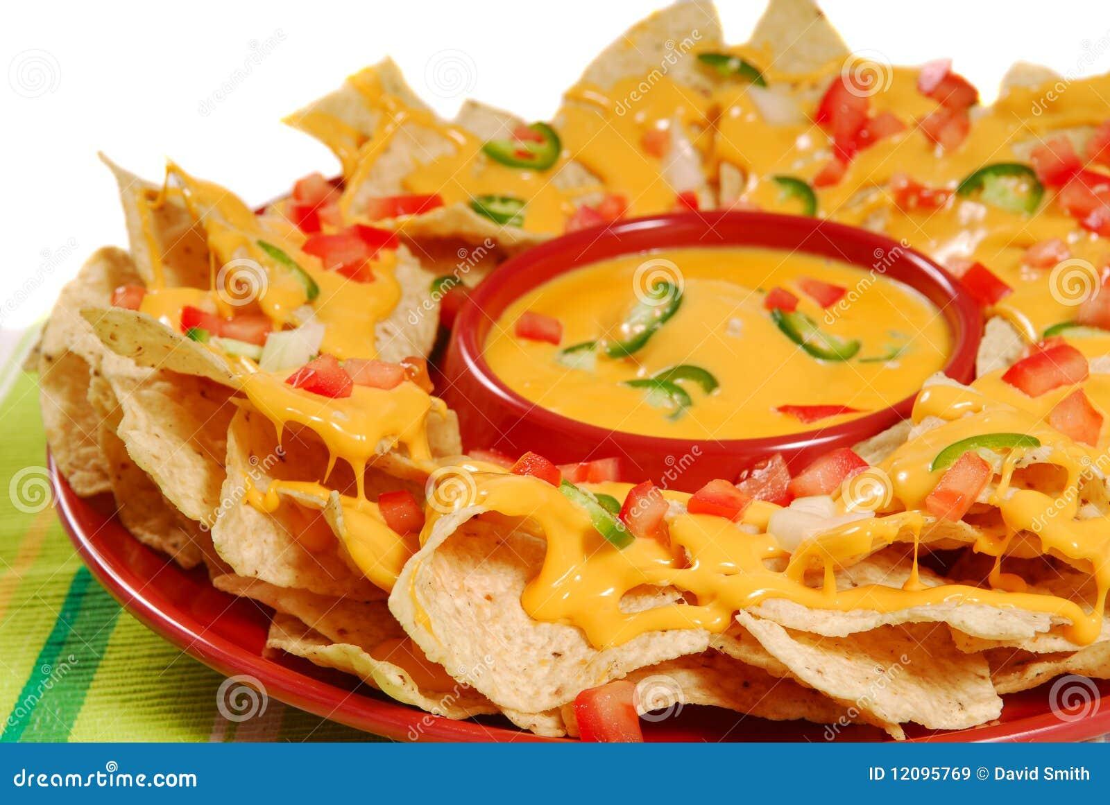 Plaque des nachos