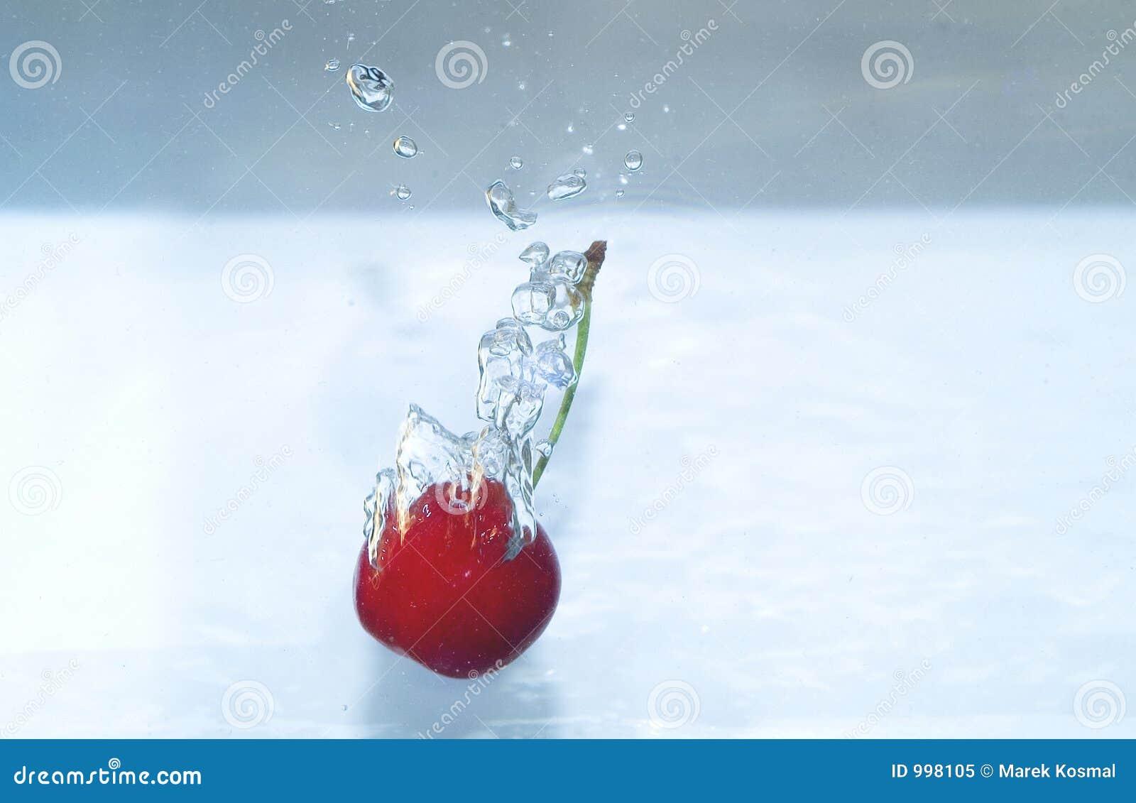 Plaska för Cherry