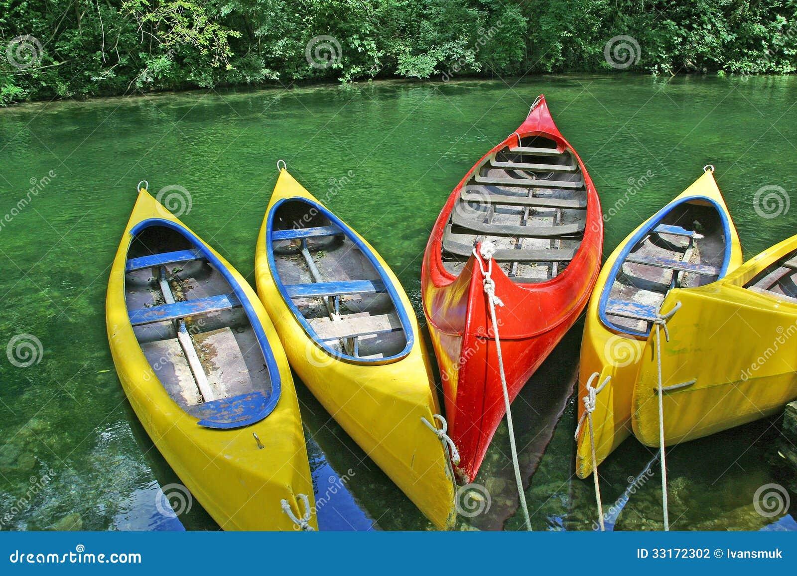 Plast-kanoter