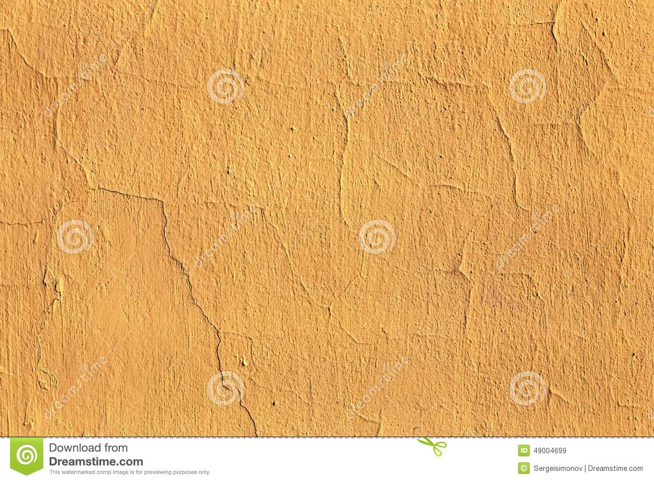 plaster or cement texture yellow color - Ciment Color