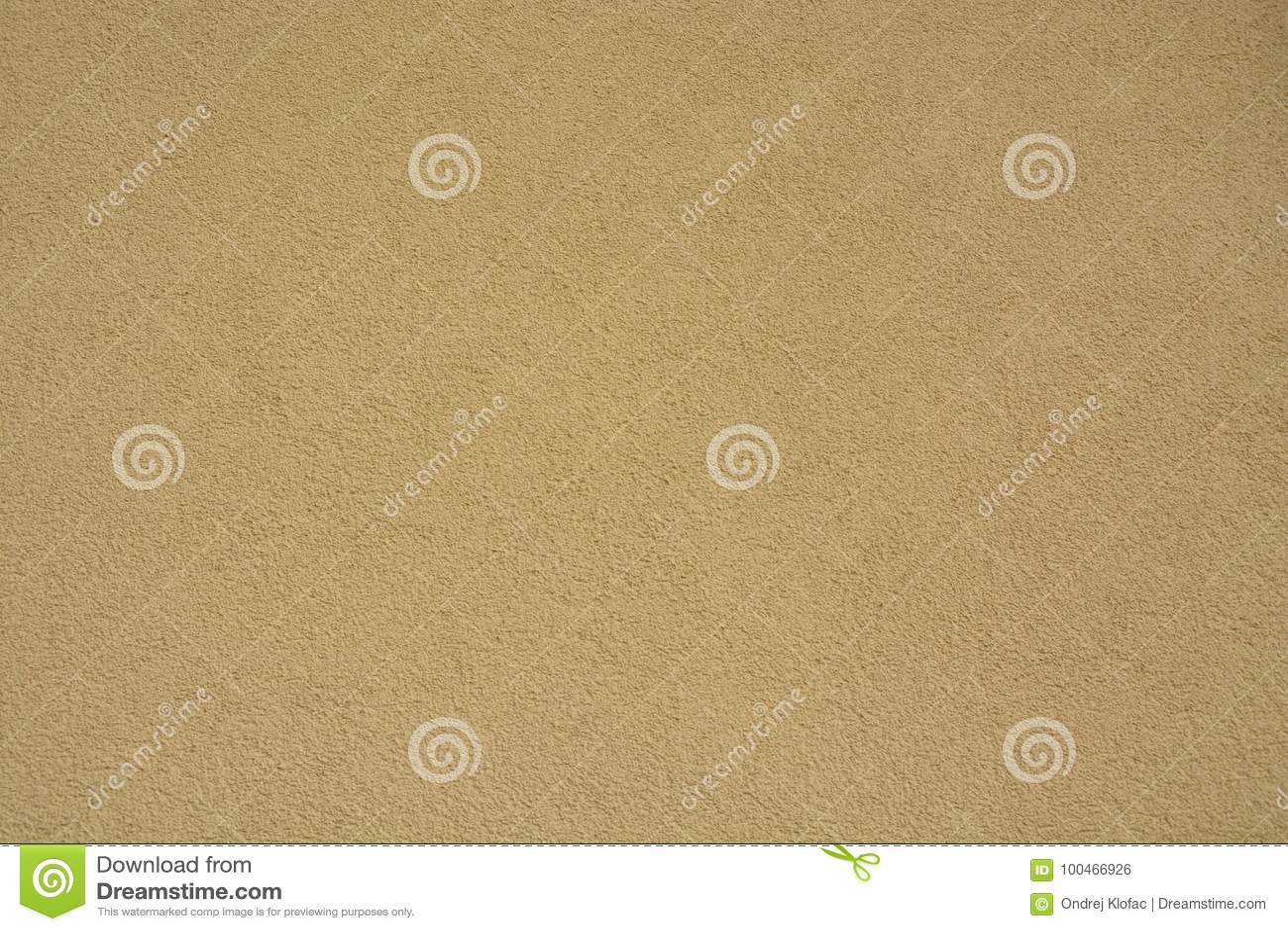 Plaster Brown Ocher Beige Nice Wall Decorative Seamless Texture ...