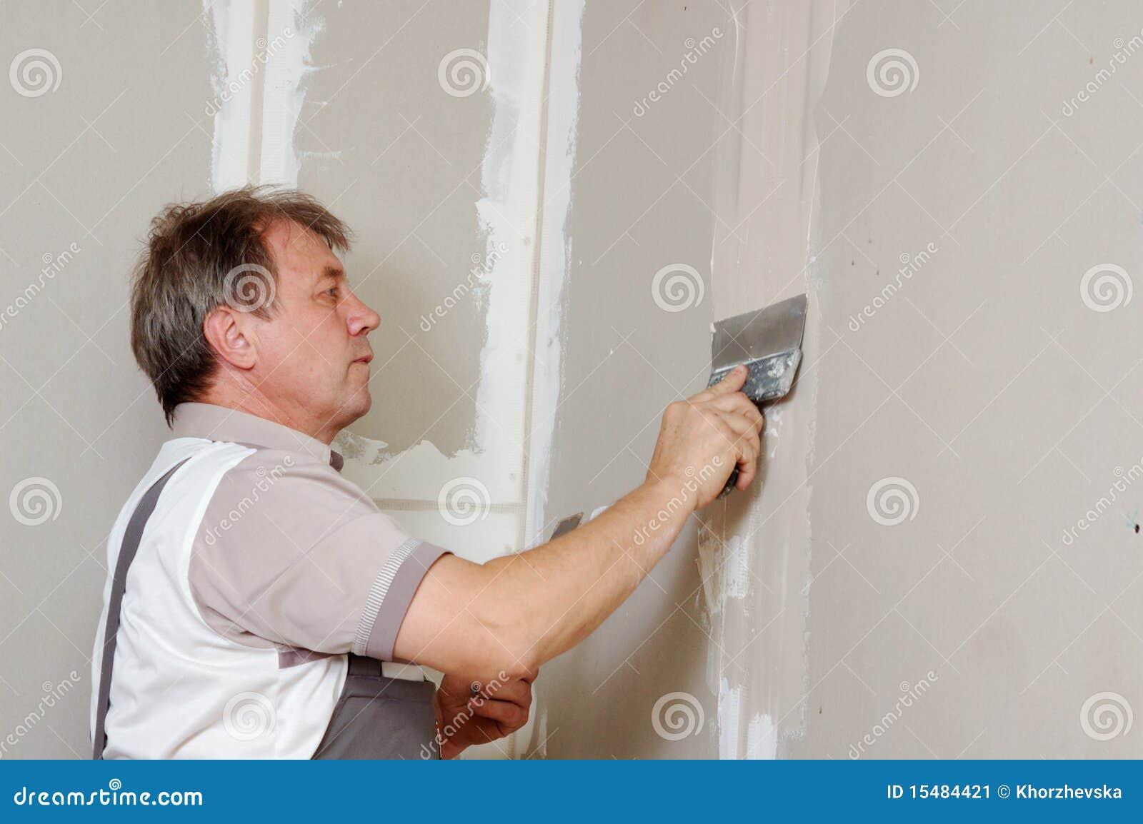 Plasterboard do Putty