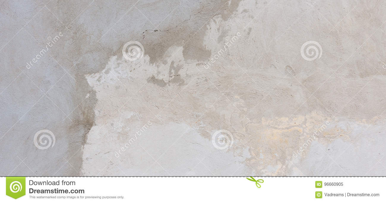 Plastered cement concrete wall background texture