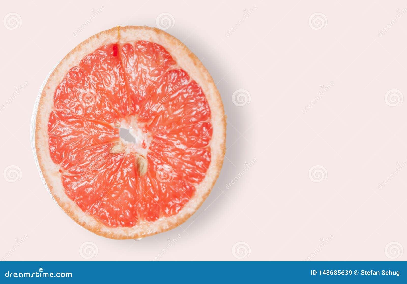 Plasterek Grapefruitowy na menchiach