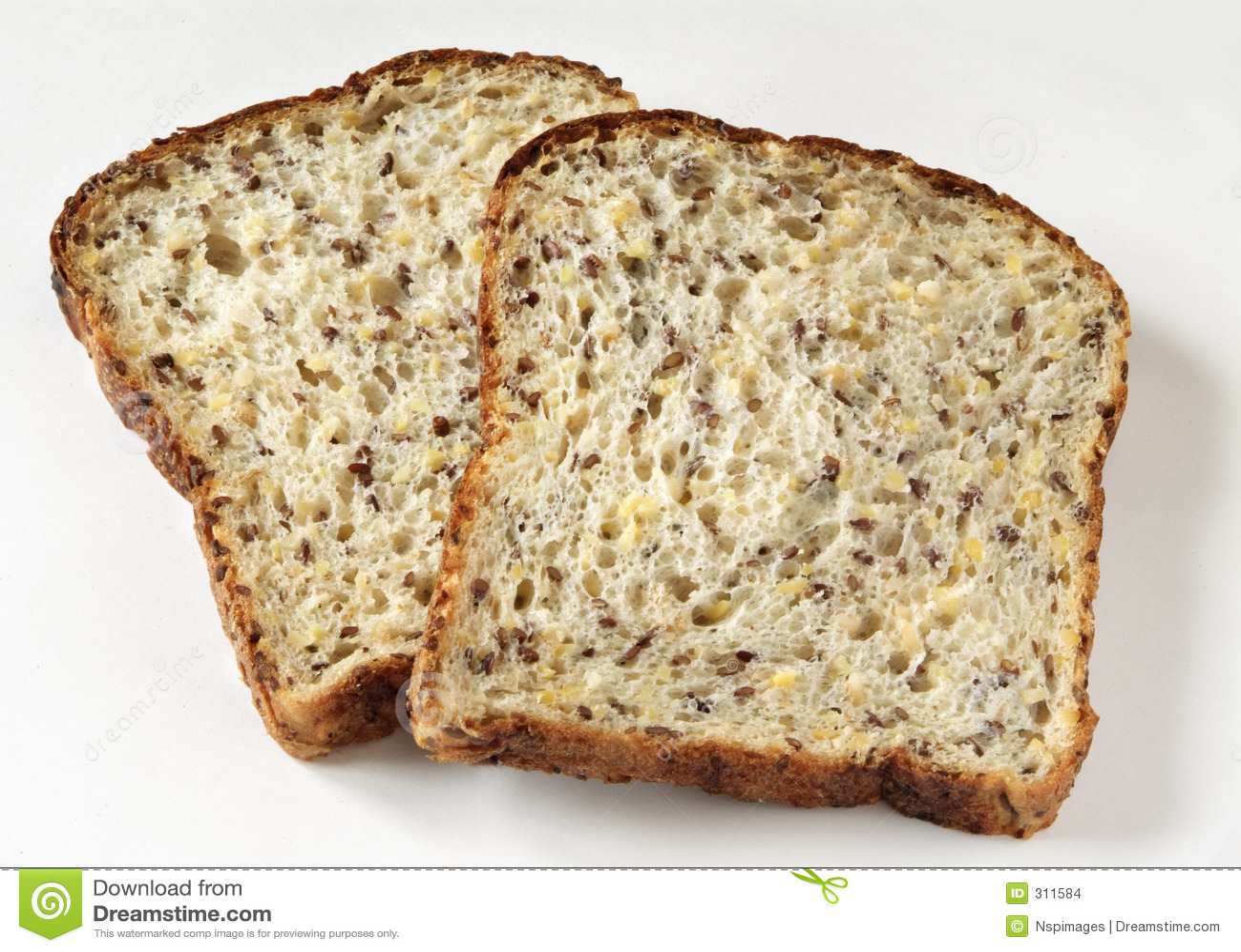 Plasterki chlebów